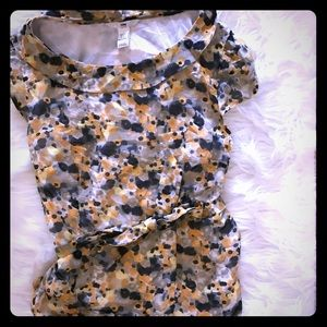 CUTE TOP FROM H & M, SIZE 12